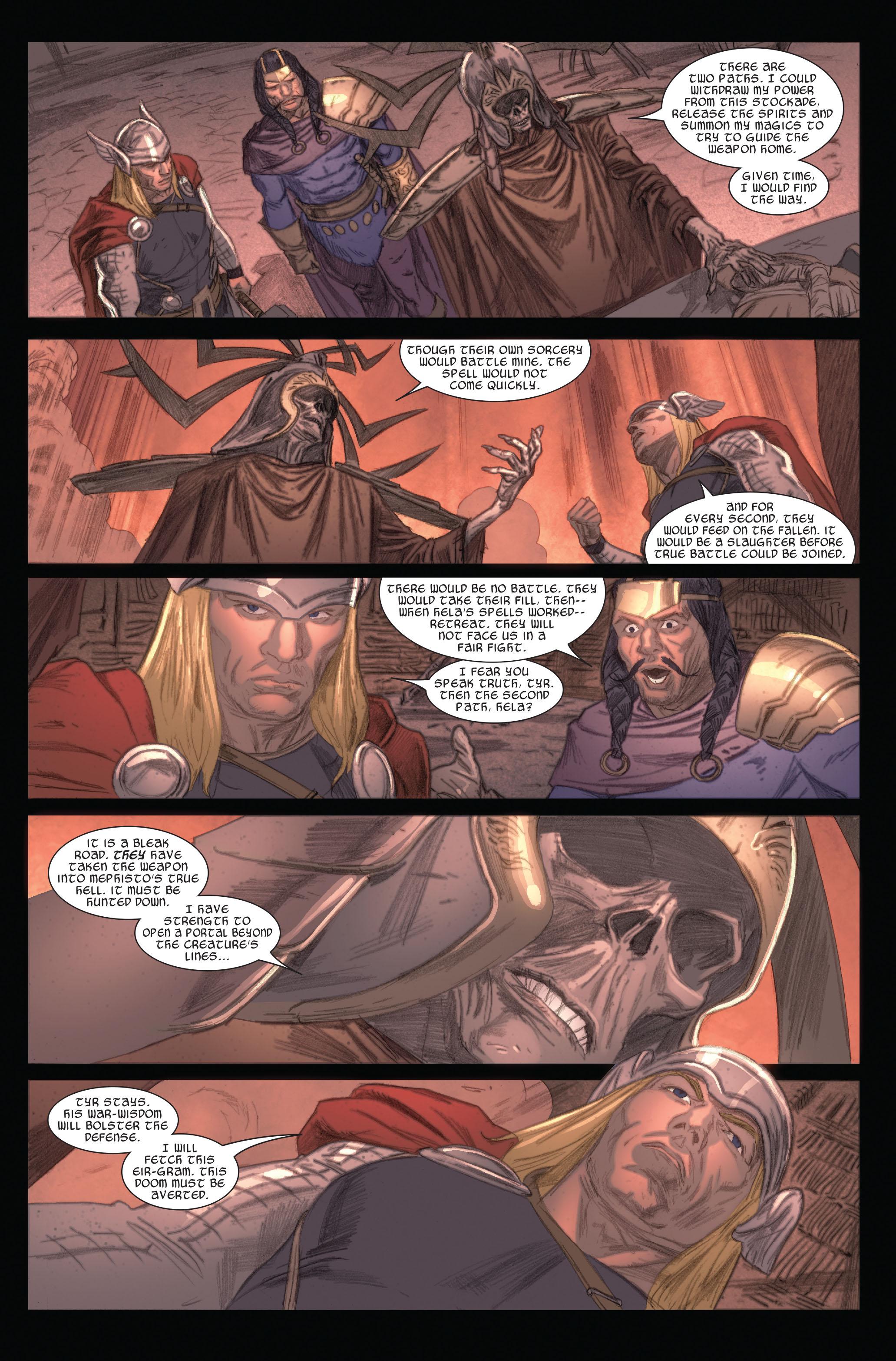Thor (2007) Issue #612 #25 - English 16