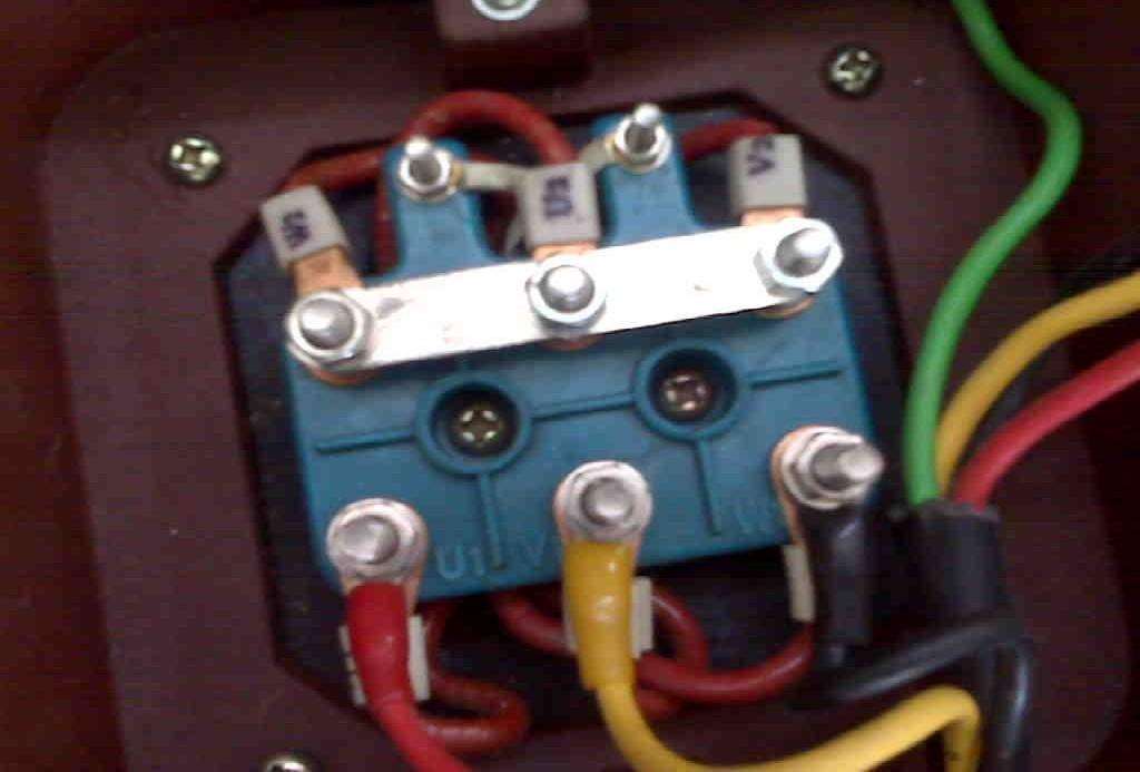 Induction Motor Delta Connection  impremedia
