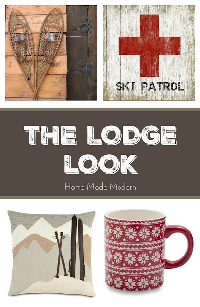 lodge home decor