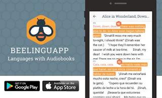 أفضل, وأقوى, برنامج, لتعليم, اللغات, على, هواتف, وأجهزة, اندرويد, Beelinguapp