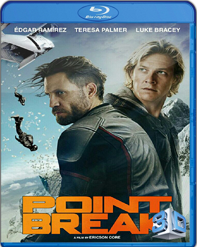Point Break [2015] [BD50] [Latino] [3D]