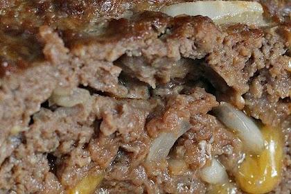 Yummy Cheeseburger Keto Meatloaf