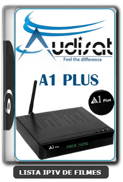Audisat A1 Plus Nova Atualização Correção do YouTube e Melhorias No SKS e IKS V1.4.07 - 01-03-2020
