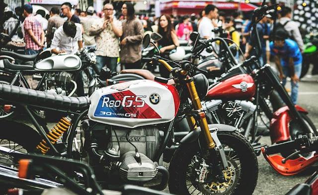 Lễ hội mô tô Vietnam Motorbike Festival 2017 sắp diễn ra vào tháng 3/2017