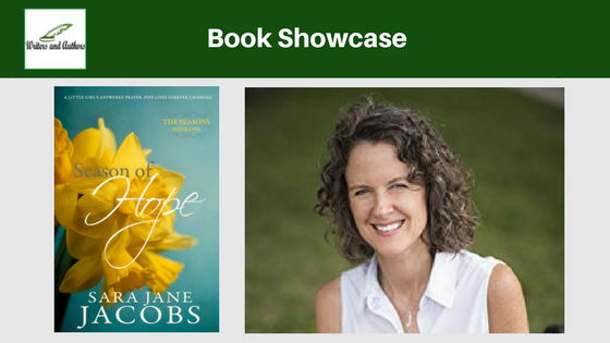 Book Showcase: Season of Hope by Sara Jane Jacobs @sarajanejacobs @iReadBookTours
