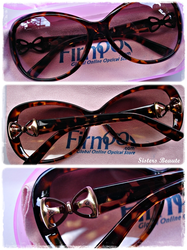 747b9ca61f Η Σοφία διάλεξε ένα ζευγάρι γυαλιά ηλίου μιας και τα δικά της είχαν  χαλάσει! Επίσης ένα πολύ όμορφο σχέδιο σε ιδιαίτερο χρώμα Tortoise