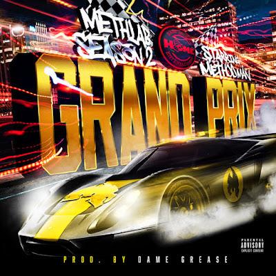 Single: Method Man - Grand Prix [2018]