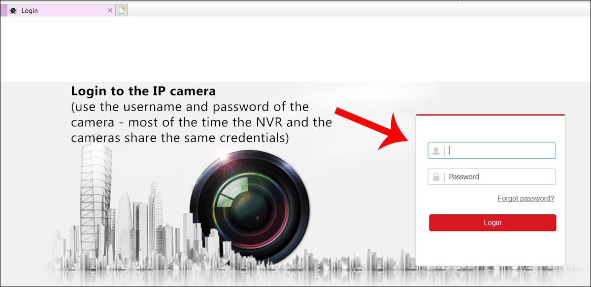 hikvision camera ir sensor poe nvr