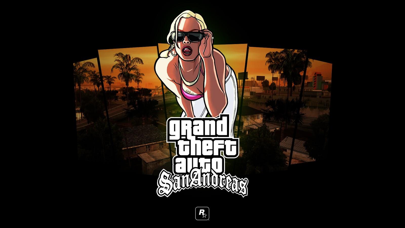 Edit Save Game GTA SA PC - Maringngerrang
