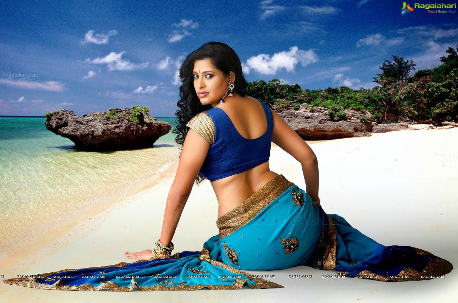 Serial Actress Archana Hot Stills Latest - Serial Actress -8599
