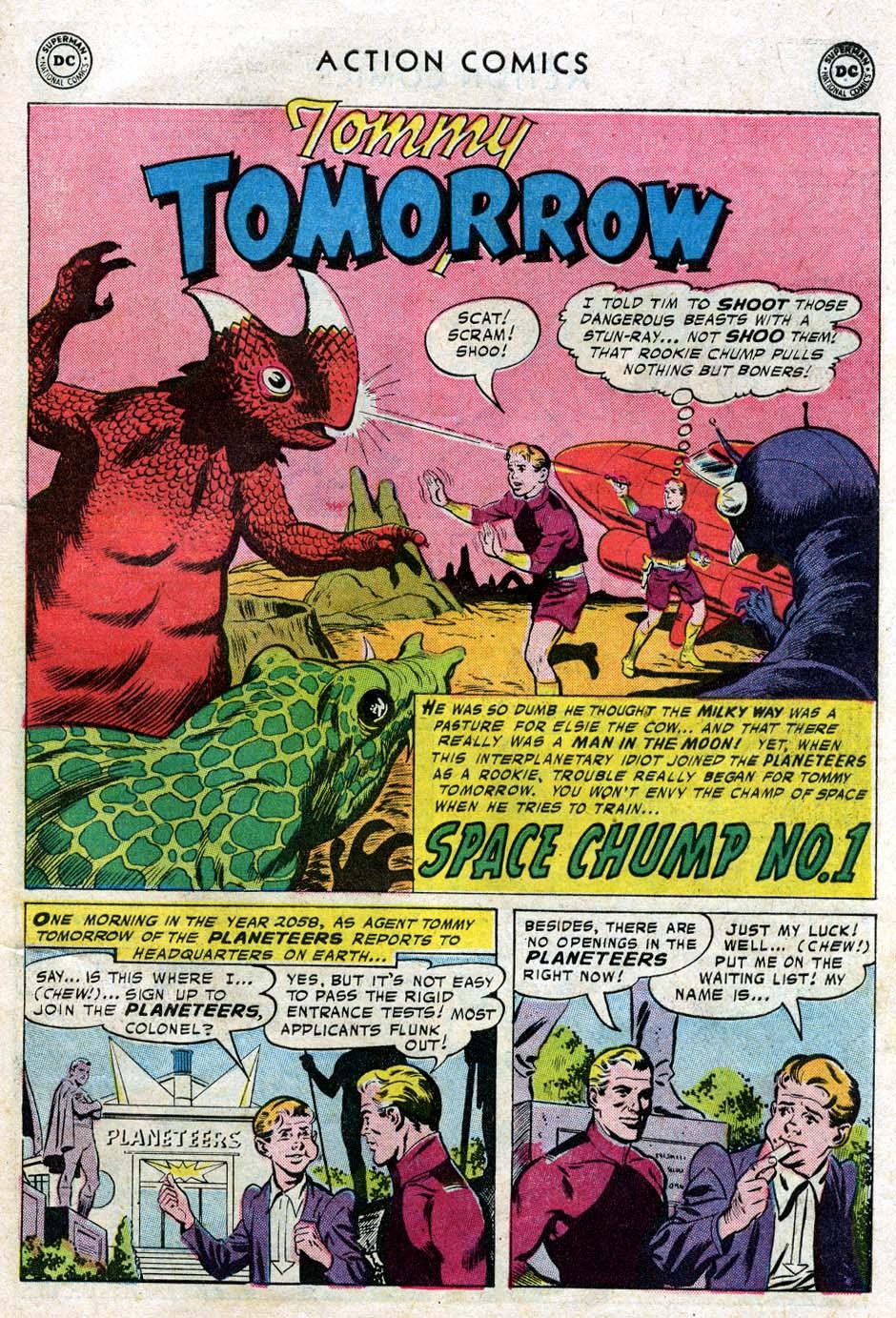 Action Comics (1938) 236 Page 26