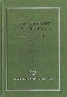Poesía Argentina Contemporánea - 50° Aniversario (1965-2015)