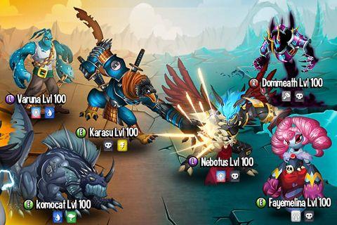 تحميل لعبة Monster Legends   باخر تحديث 2019