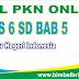 Soal PKN Online Kelas 6 SD Bab 5 Politik Luar Negeri Indonesia - Langsung Ada Nilainya