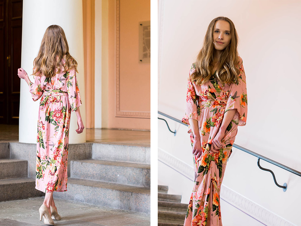summer-dress-floral-maxi-kappahl-vintage-stories