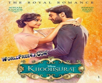 Poster Of Khoobsurat (2014) All Full Music Video Songs Free Download Watch Online At worldfree4u.com
