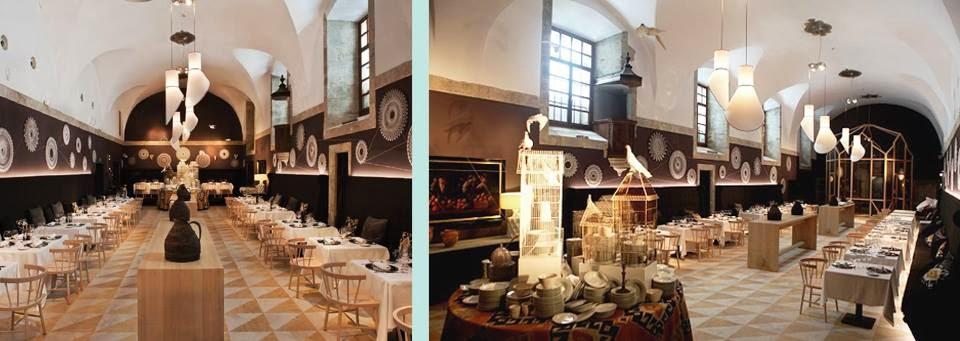 El interiorismo renovado del parador de corias ministry - Leal decoracion ...