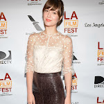 Mary Elizabeth Winstead works her Film Festival magic in Los Angeles where she was handing out awards