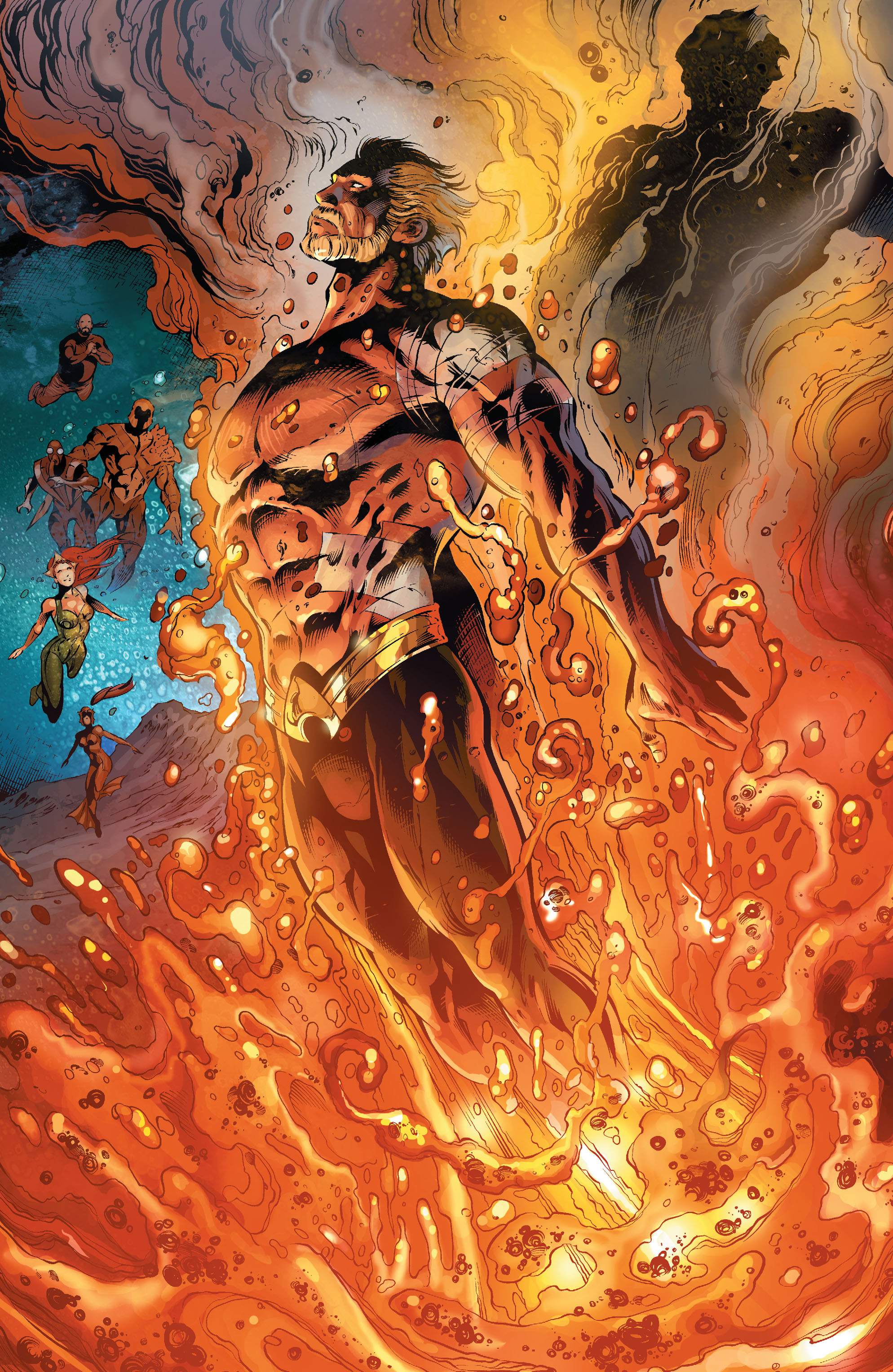 Read online Aquaman (2011) comic -  Issue #25 - 18
