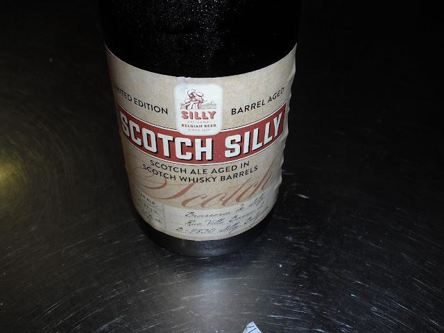Scotch Silly Barrel Aged 2017 (Whisky)