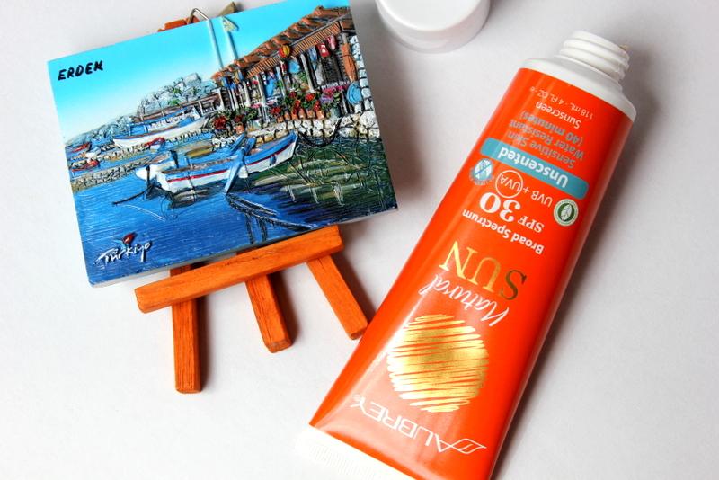 Отзыв: Aubrey Organics  Солнцезащитный крем SPF 30 без запаха - Natural Sun, Broad Sprectrum SPF 30 Sunscreen, Unscented.