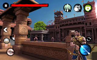 Game Archer The Warrior V1.2 MOD Apk ( Unlimited Money )