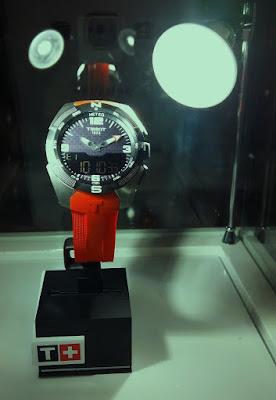 Tissot T Touch Expert Solar hadir sebagai jam tangan berteknologi tinggi yang mahal