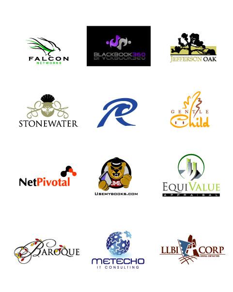 Logo Collection Sample Company Logo