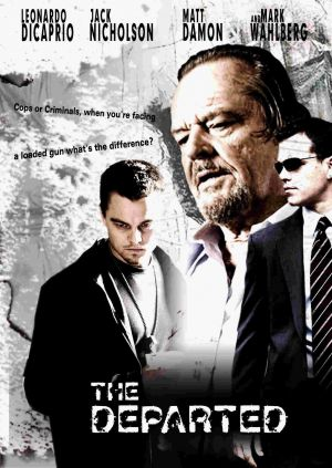 Onelife Movie Posters The Departed