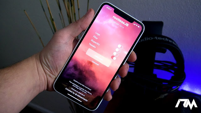 How To Jailbreak iOS 12 - iOS 12 1 2 With rootlessJB | Loveios