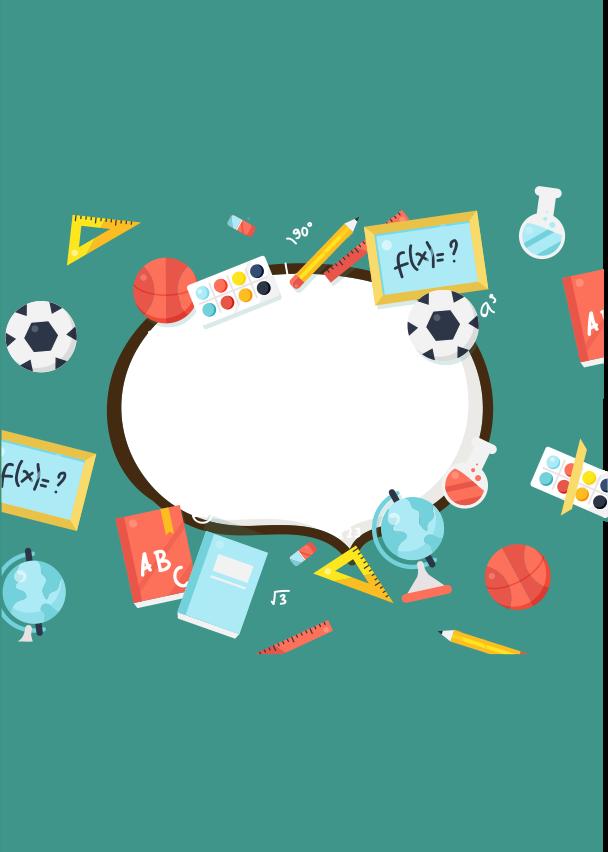 Caratulas para cuadernos de matemáticas, letras, ciencias, ingles y comunicación
