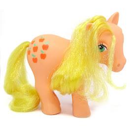 MLP Applejack Year Three Earth Ponies II G1 Pony