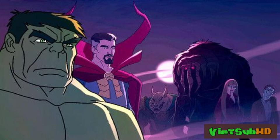Phim Người Khổng Lồ Xanh: Quái vật trú ngụ ở đâu VietSub HD | Marvel's Hulk: Where Monsters Dwell 2016