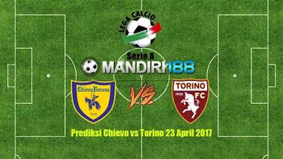 AGEN BOLA - Prediksi Chievo vs Torino 23 April 2017