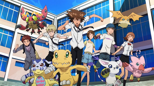 Digimon Adventure tri: Bokura no Mirai