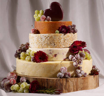 stacking fruit wedding cakes unique wedding ideas cheese stack wedding cake 20474