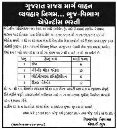 gsrtc-bhuj-recruitment