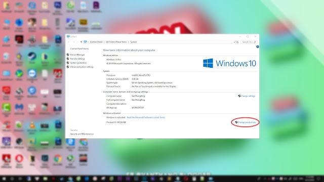 Kích hoạt bản quyền Windows và Office với 2 bước đơn giản vanthangit