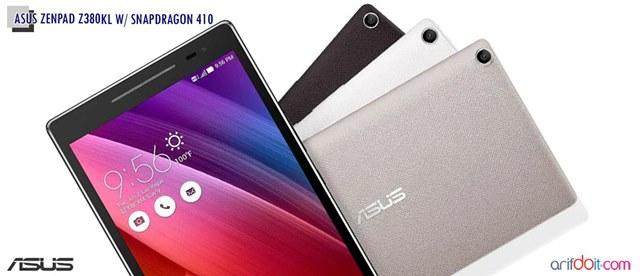 ASUS ZenPad Z380KL Tablet Asus 4G LTE Terjangkau