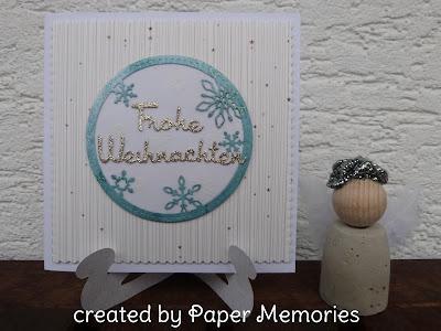 Memory Box, Weihnachten, Christmas