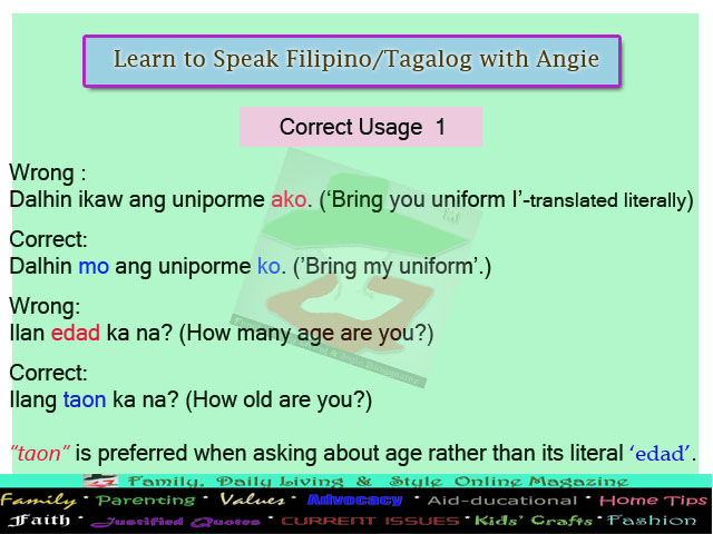 Tagalog | Learn to Speak | Audiobook and eBook | All You ...
