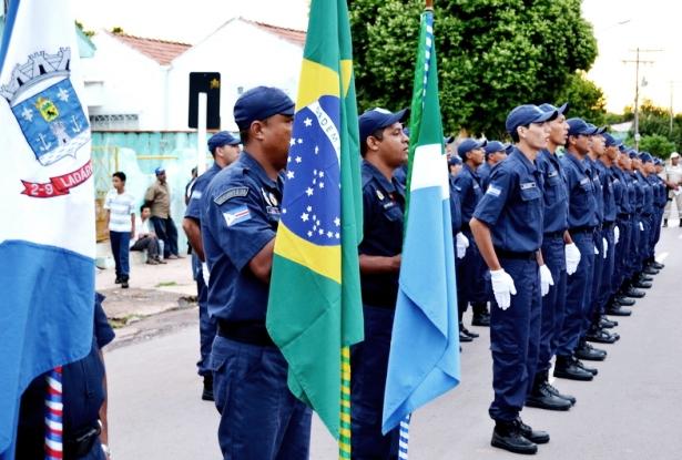 Guarda Municipal de Ladário (MS) fará votação para escolher novo comandante da instituição
