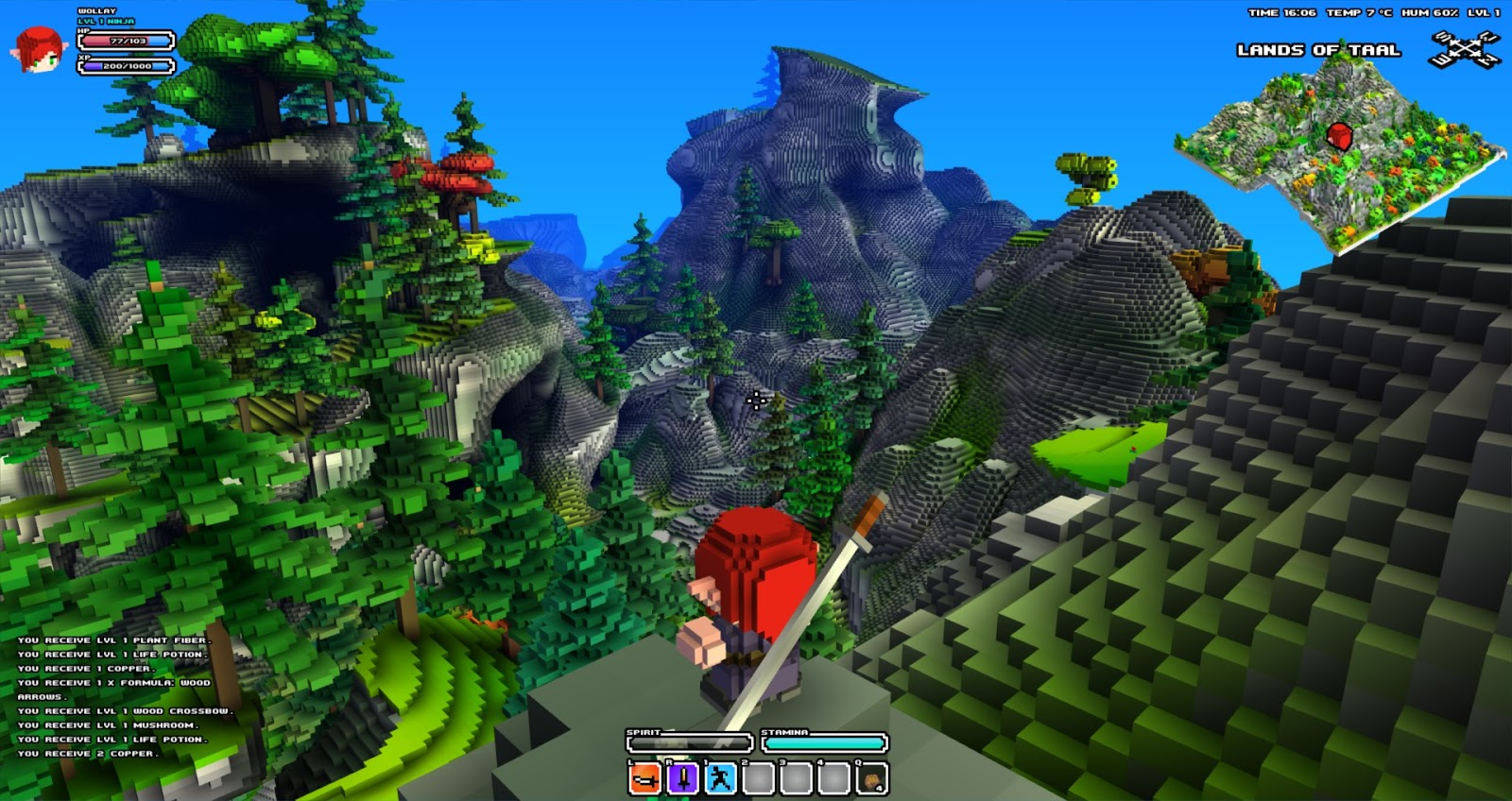 Voxel Game Creation   Games World