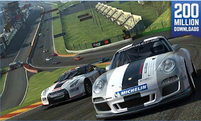 Download Real Racing 3 Mod Apk (Unlimited Money/Gold)