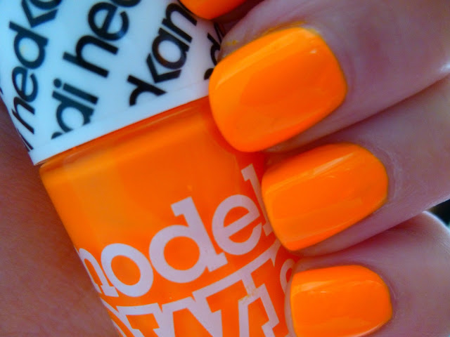 Models Own Beach Party Nail Polish Swatch