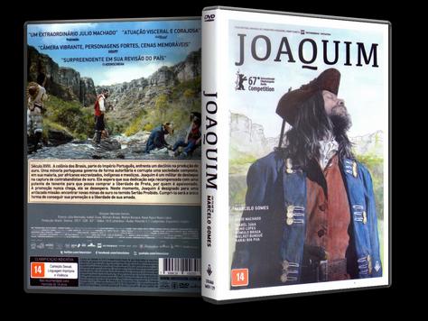 Capa DVD Joaquim