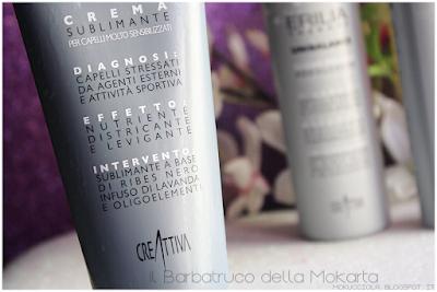 crema Sublimante , Creattiva Professional - Linea Unibalance