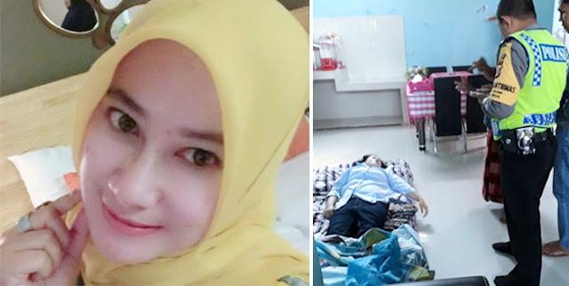 Ibu Dari Suami Indria Kameswari Menyesal Kenapa Anaknya Tak Mau Menuruti Nasihat Ibunya