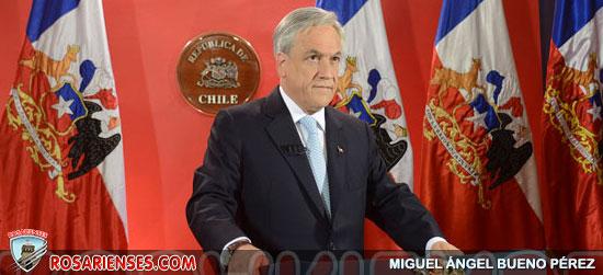 Piñera invita a Chile y a Perú a 'abrazar el futuro y no quedarse en el pasado' | Rosarienses, Villa del Rosario
