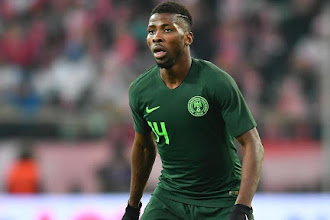 We're focused on beating Iceland - Iheanacho